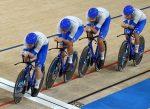 Italia se queda con el oro en persecución masculina por equipos en los JJOO Tokio 2020