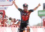 Caruso gana la 9na etapa y Roglic se lleva la primera batalla de la montaña en La Vuelta