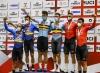 Chile logra 3° lugar en Madison en Copa del Mundo de ciclismo de pista