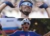 Francés Alaphilippe e italiana Balsamo se coronan campeones del mundo de ruta