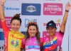 Aranza Villalón 2da en la Vuelta Femenina a Colombia 2021
